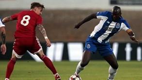 FC Porto-Bétis: Dragão prossegue preparação