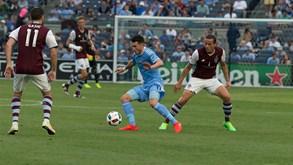 Colorado Rapids-NY City FC: MLS em alta rotação