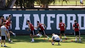 Benfica-Chivas Guadalajara: Águias começam na International Champions Cup