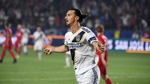 Ibrahimovic avalia MLS: «Sou como um Ferrari no meio de Fiats»