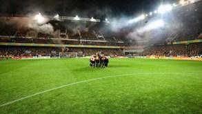 UEFA exclui Malines da Liga Europa por alegada viciação de resultados