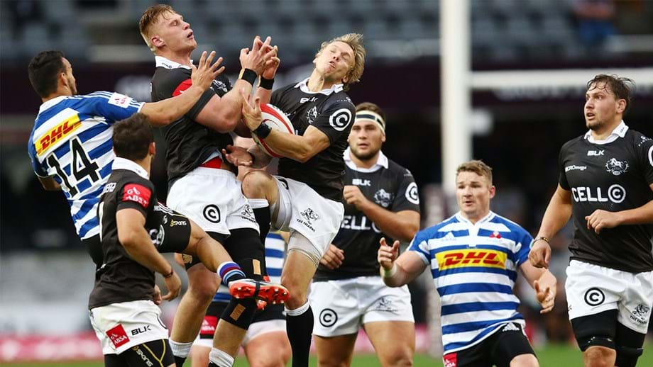 Natal Sharks-Western Province: Currie Cup em andamento