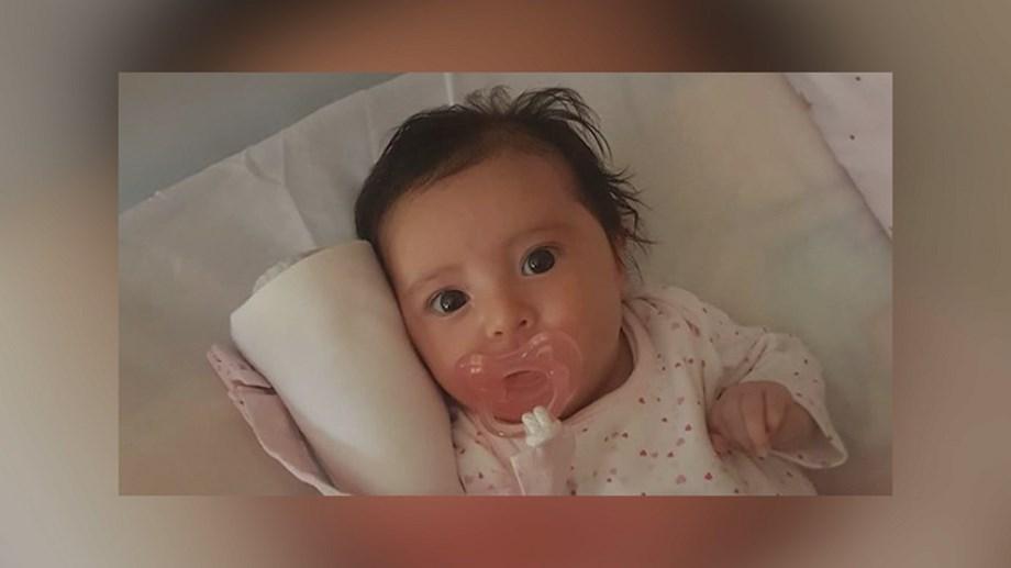 Portugueses solidários garantem mais de dois milhões para bebé Matilde