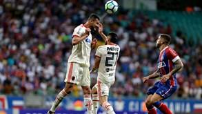 Bahia-Flamengo: Jesus tenta novo triunfo
