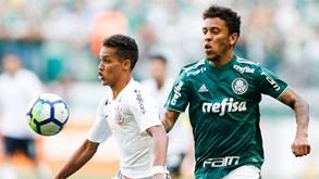Corinthians-Palmeiras: Dérbi paulista anima jornada no Brasileirão