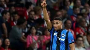 Club Brugge-Dínamo Kiev: Objetivo comum de ficar em vantagem