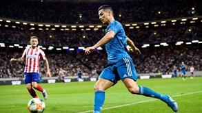 Cristiano Ronaldo entre os três candidatos a jogador do ano da UEFA