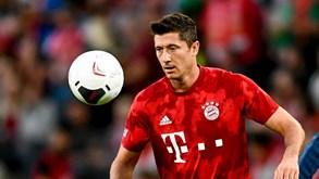 Bayern Munique-Hertha Berlim: Pontapé de saída na Bundesliga