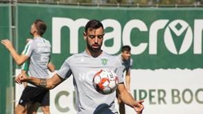 Sporting-Sp. Braga: Jogo grande em Alvalade