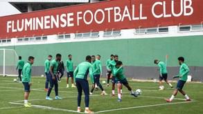 Fluminense - CSA-AL: As emoções do Brasileirão