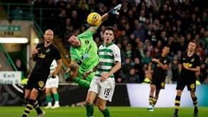 AIK Estocolmo-Celtic Glasgow: Escoceses a um passo da fase de grupos