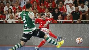 Benfica-Sporting: Aí está a Supertaça
