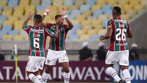 Fluminense-Avaí: Fecha a 17.ª jornada
