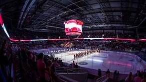 Dínamo Riga-Spartak Moscovo: Batalha no gelo