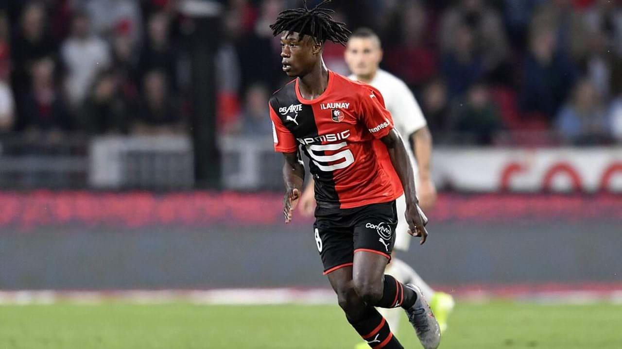 Eduardo Camavinga (Rennes) - 20 milhões de euros