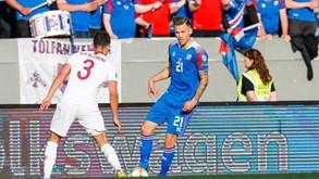 Albânia-Islândia: Balcânicos obrigados a vencer
