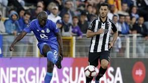 Portimonense-FC Porto: Dragão visita o Algarve