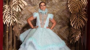 Cristina Ferreira mudou de vestido cinco vezes e nem todos foram consensuais