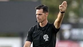 Já é conhecido o árbitro para o Aves-Sporting
