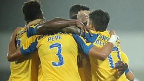 Oitava vitória seguida está no top 3 de Sérgio Conceição