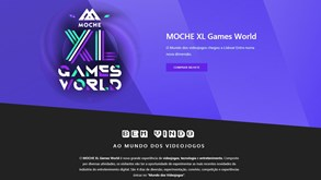 Moche XL Games World: Mudança de paradigma