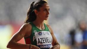Mundiais: Cátia Azevedo eliminada na primeira ronda dos 400 metros