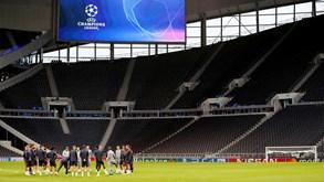 Tottenham-Bayern Munique: Duelo de ataque em Londres