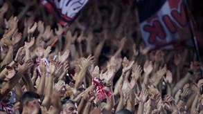 Est. Vermelha-Olympiacos: Pedro Martins em duelo que pode ser decisivo