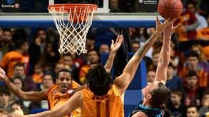 Aquila Trento-Galatasaray: Arranca a Eurocup