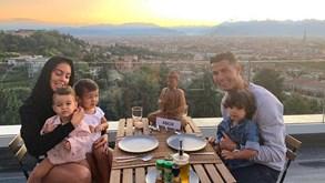 Ronaldo: «Às vezes como pizza com o meu filho... se não fico aborrecido»