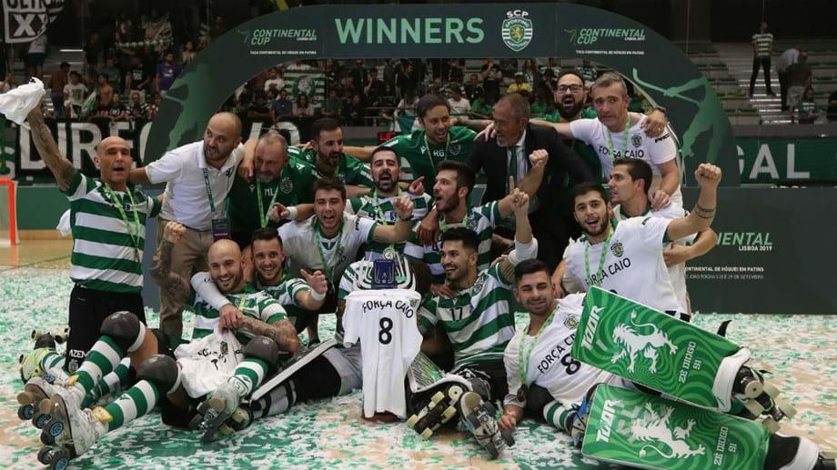 Sporting derrota FC Porto e conquista a Taça Continental