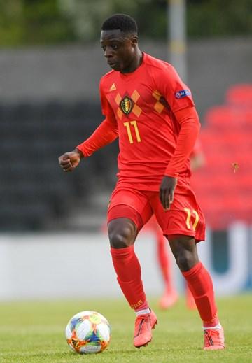 Jérémy Doku (Anderlecht) - 5 milhões de euros