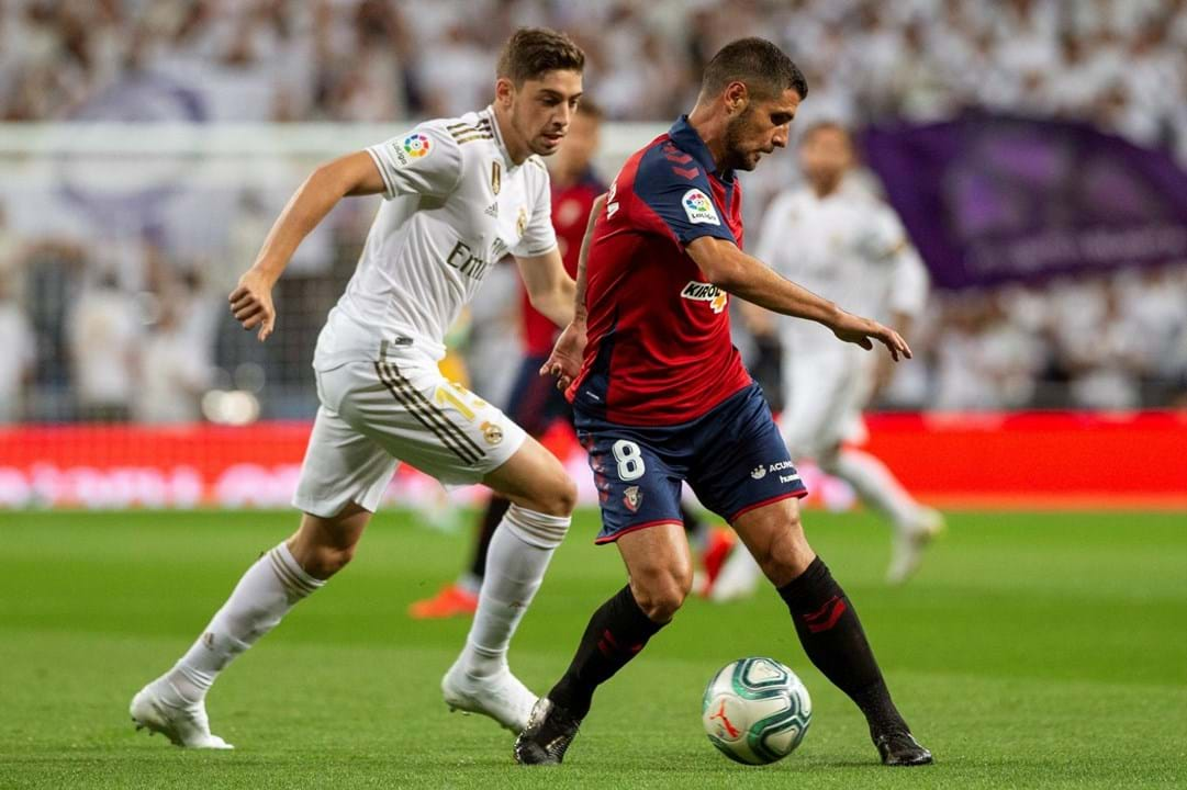 2. Fede Valverde, 21 anos, Real Madrid