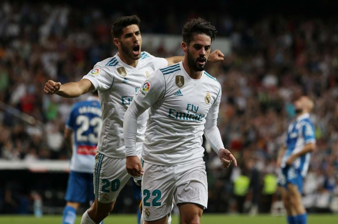 Isco, 27 anos, Real Madrid.