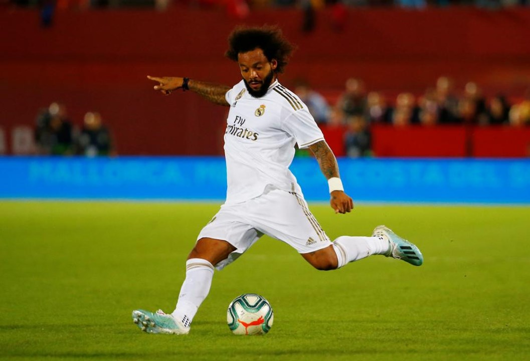 Marcelo, 31 anos, Real Madrid.