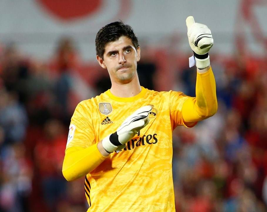 Thibaut Courtois, 27 anos, Real Madrid.