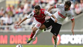 Penafiel-Sp. Braga: Grupo A da Taça da Liga em perspetiva