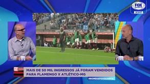 Relação de Jorge Jesus com os jogadores gera debate no Brasil