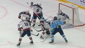 Nizhnekamsk-Novosibirsk: Equipa da casa soma seis derrotas consecutivas