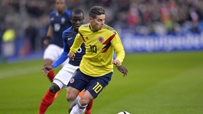 Chelsea quer James mas Real 'exige' Kanté