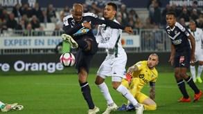 Bordéus-Saint Etienne: Paulo Sousa em novo teste