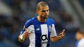 Pepe: «Vejo o grupo motivado para continuar o que estávamos a fazer»