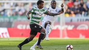 Sporting-V. Guimarães: na ressaca europeia
