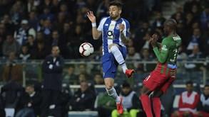 Marítimo-FC Porto: dragão defende estatuto de líder