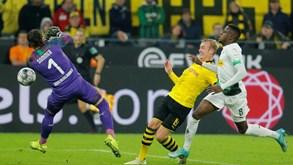 Borussia Dortmund-Borussia M'gladbach: vingança na Taça?