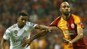 Galatasaray-Rizespor: campeão procura o folgo da última época