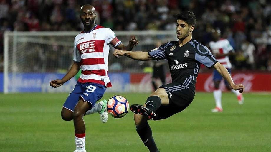 Real Madrid-Granada: Super Granada procura surpreender