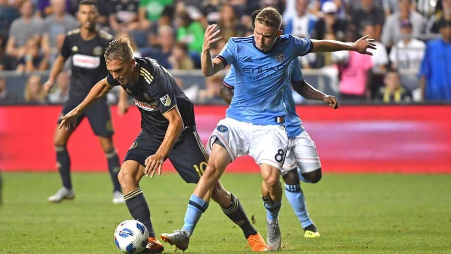 Philadelphia Union-New York City FC: Duelo entre candidatos