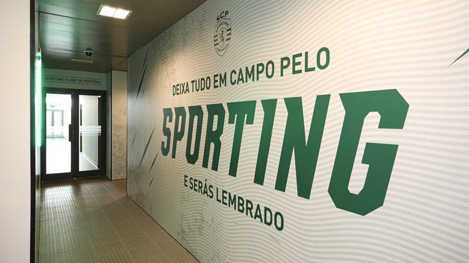 A Renovada Academia Do Sporting Veja Como Mudou O Quartel