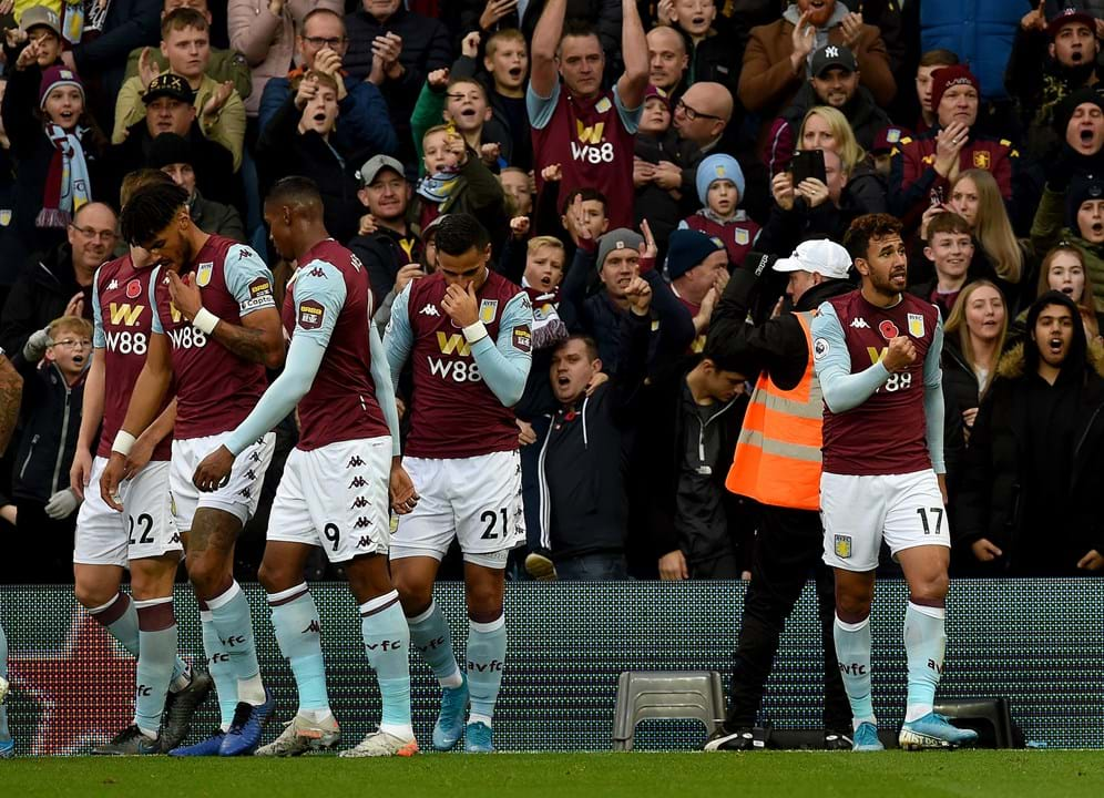 Aston Villa (Premier League/Inglaterra)